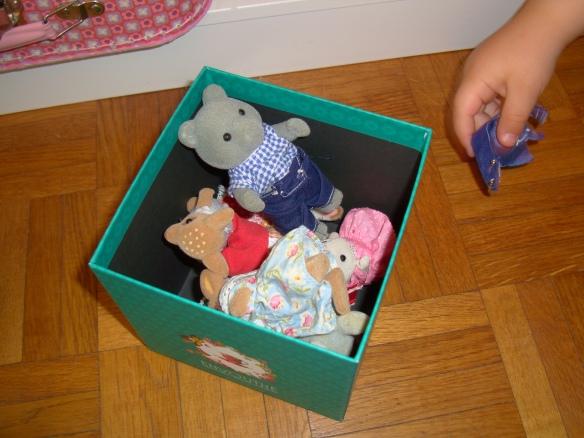 box poupées